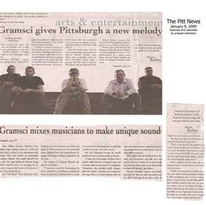 Gramsci Melodic Tickets Show