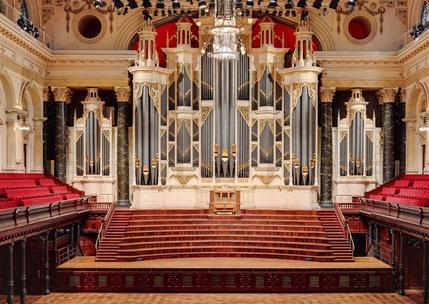 Tickets Grande Page Organ Concert
