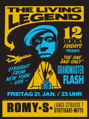 Grandmaster Flash Firestone Live
