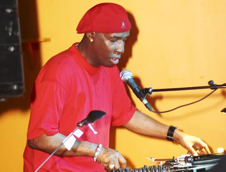 Grandmaster Flash Scala London
