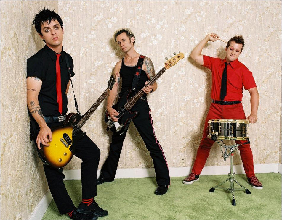 2011 Dates Green Day