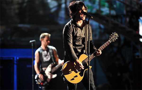 Dates Tour 2011 Green Day
