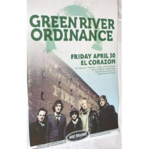 Green River Ordinance Tickets The Maintenance Shop