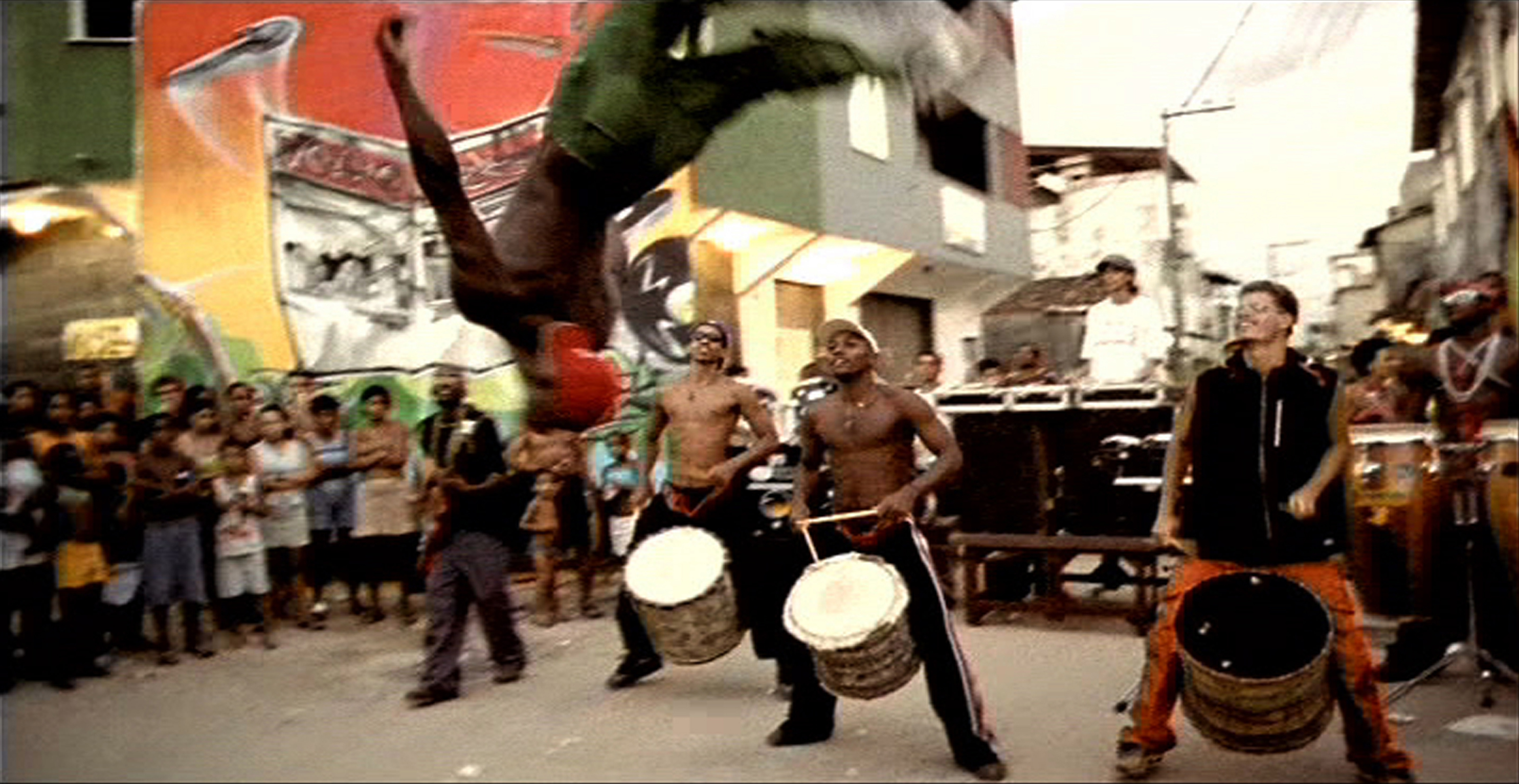 2011 Grupo Cultural Afroreggae