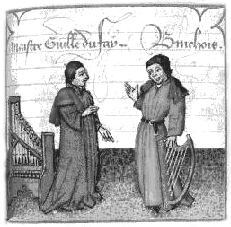 Guillaume Dufay Concert