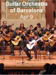 2011 Guitar Orchestra Of Barcelona Show