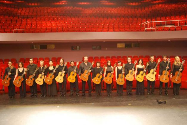 Guitar Orchestra Of Barcelona Tickets