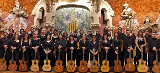 Show Tickets Guitar Orchestra Of Barcelona