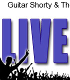 Guitar Shorty Tralf Tickets