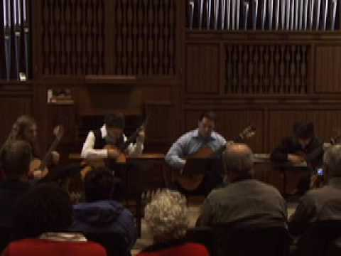 Guitar Studio Recital Concert