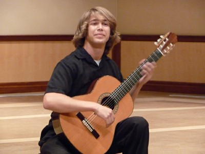 Show Guitar Studio Recital 2011