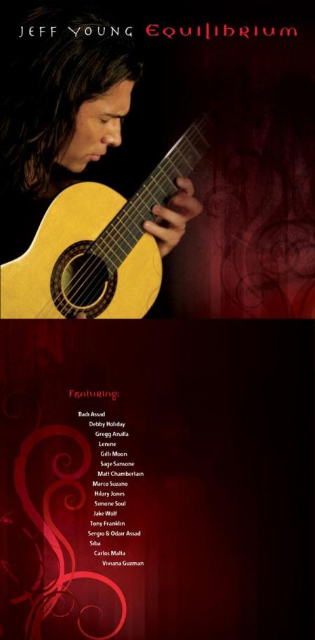 Guitarist Steven Thachuk Plaza Del Sol Performance Hall Tickets
