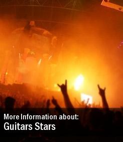 Concert Guitars Stars