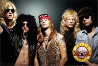 Dates Guns 4 Roses 2011