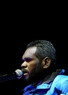 Gurrumul 2011 Show