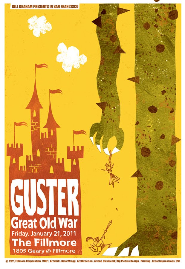 2011 Guster Dates