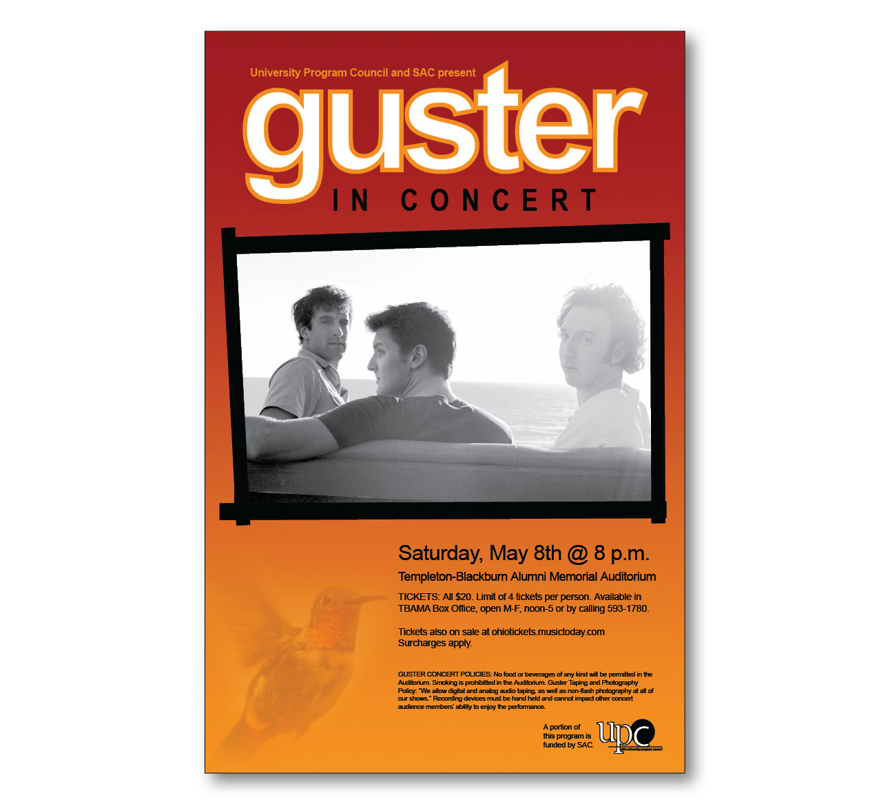 Tour 2011 Guster Dates