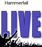 Hammerfall Electric Ballroom