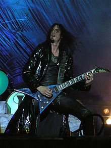 Hammerfall House Of Blues Sunset Strip