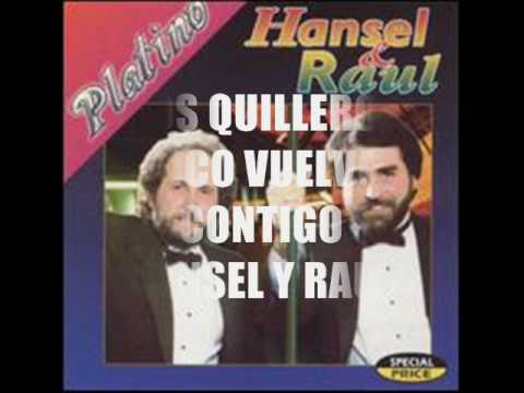 Show Hansel And Raul Reunion Tickets
