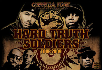 Hard Truth Soldiers Houston
