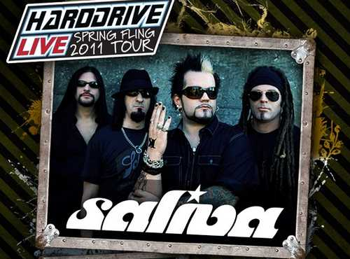 Tour Harddrive Live 2009 Dates 2011