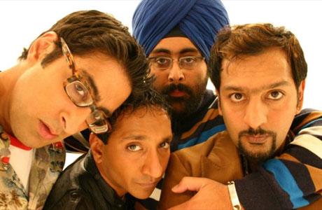 Hardeep Singh Kohli Athena Leicester