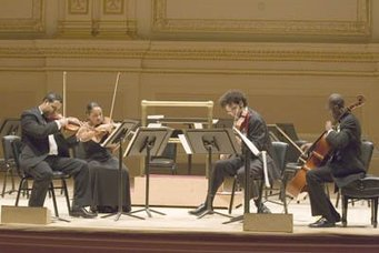 2011 Dates Harlem String Quartet