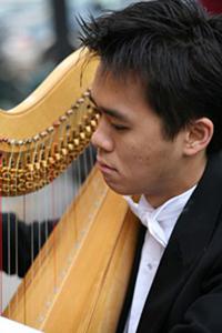 2011 Tour Harp Concerto Premiere Dates