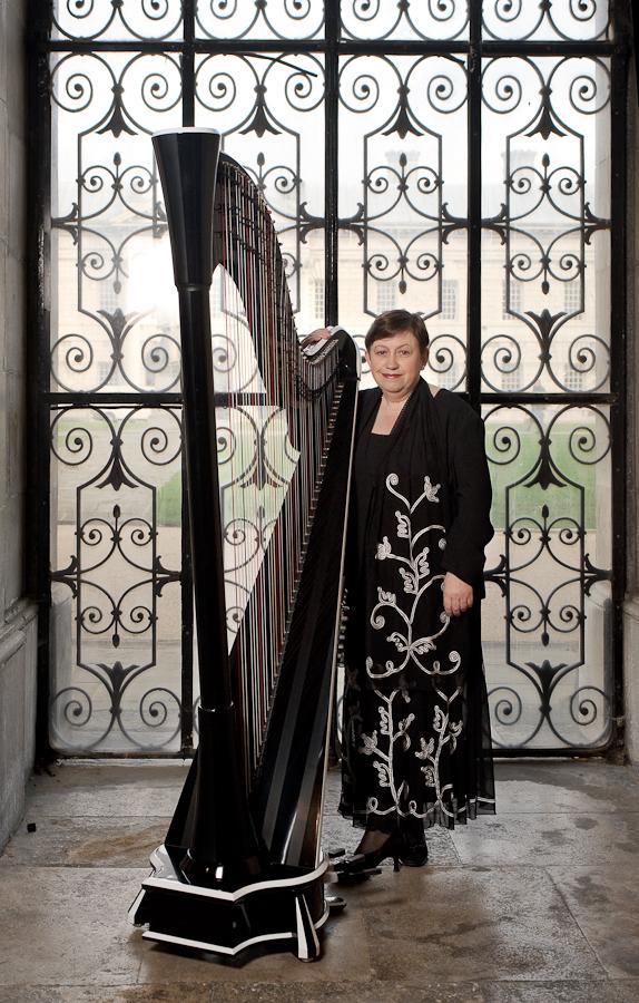 Harp Concerto Premiere Concert