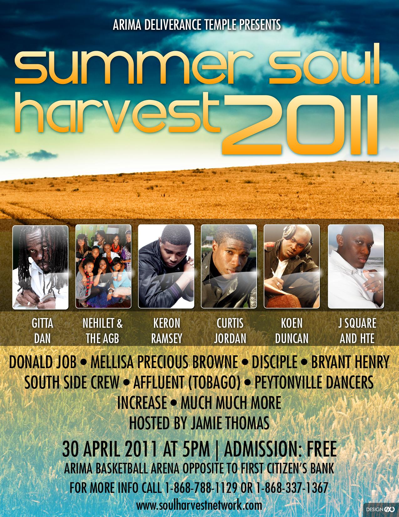 2011 Harvest Of Souls