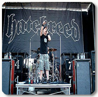 Hatebreed Starland Ballroom Tickets