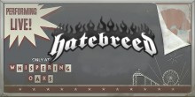 Hatebreed Tickets