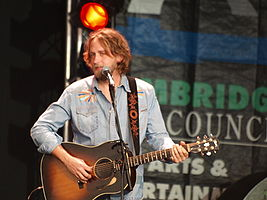 Hayes Carll Show 2011
