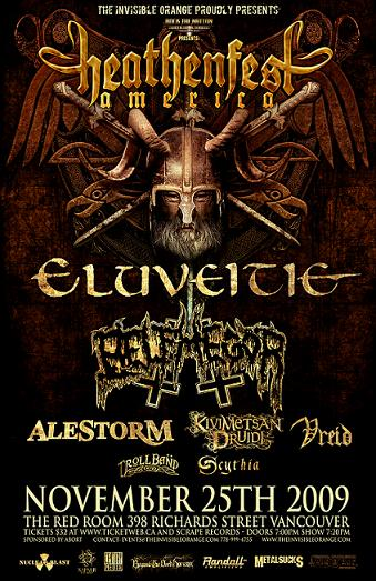 Heathenfest Concert