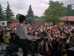 Concert Heavy Music Festival