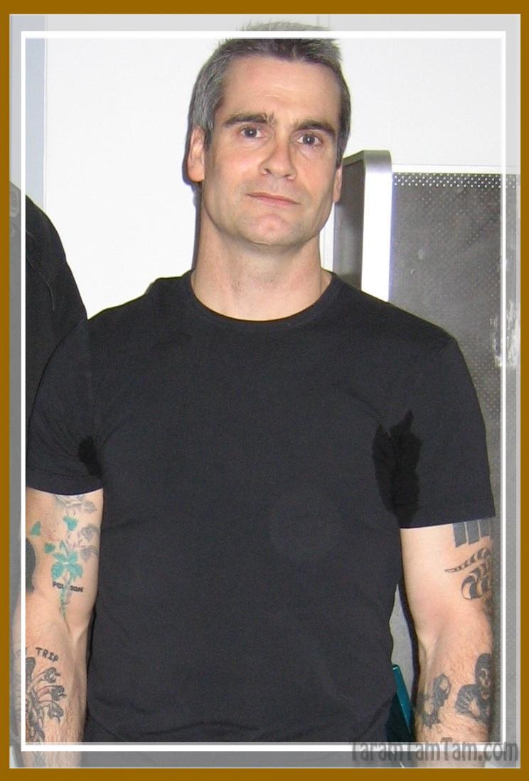 Henry Rollins 2011 Dates Tour