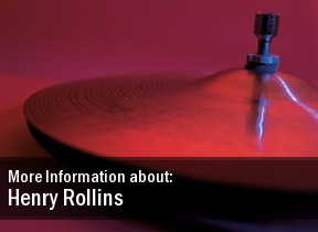 Henry Rollins Dates 2011 Tour