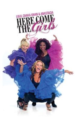 Here Come The Girls Waterfront Hall Tickets