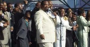 Hezekiah Walker Concert