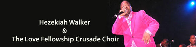 Tour Dates Hezekiah Walker 2011