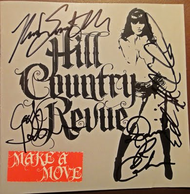 Hill Country Revue Dates 2011