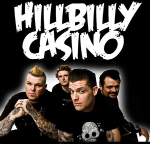 Hillbilly Casino Tickets Murphys Lounge