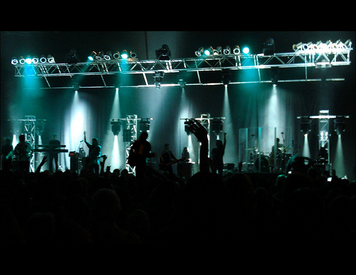 Dates Hillsong United 2011