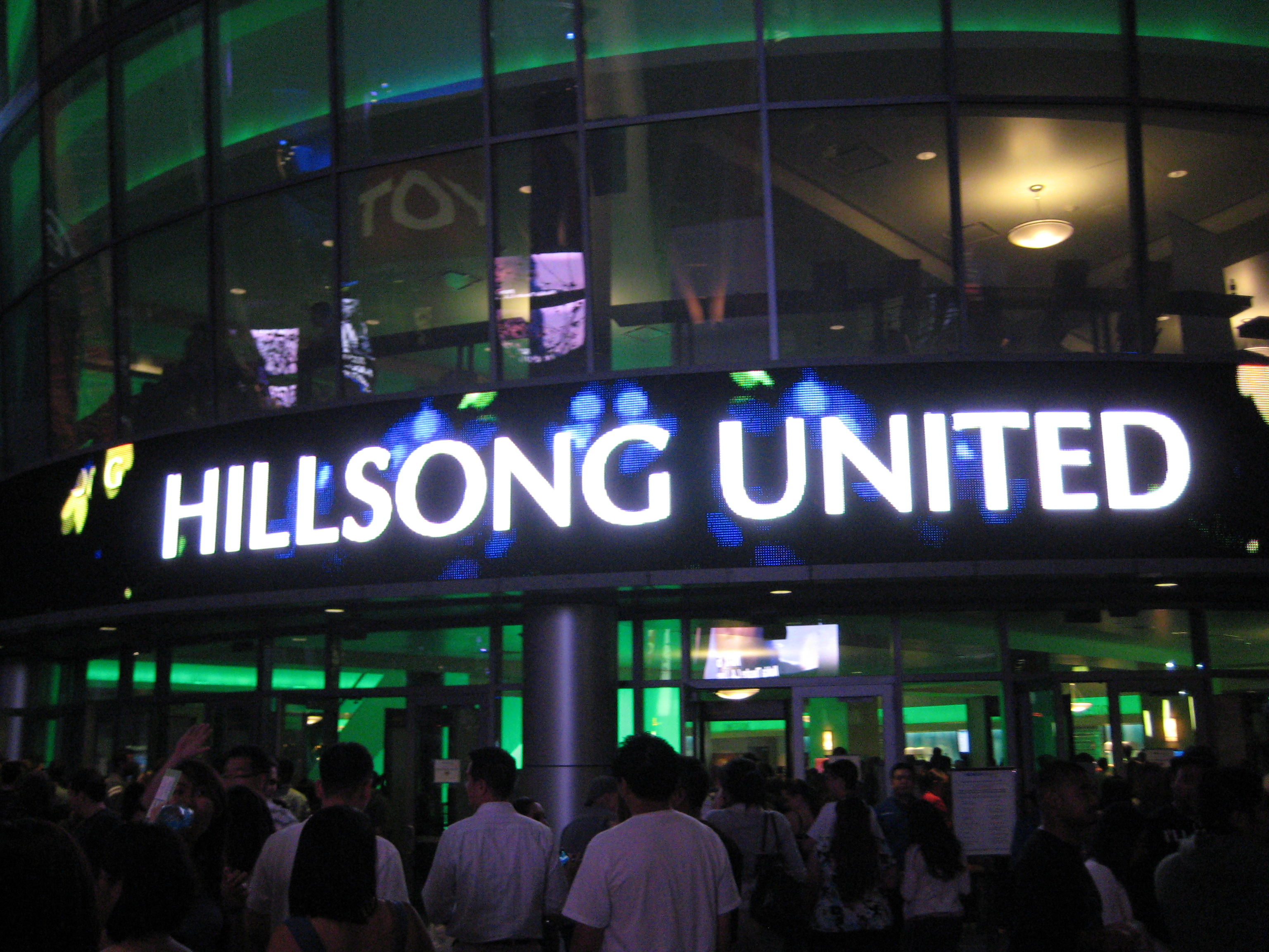 Hillsong United Show Tickets