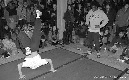 Concert Hip Hop Arts Festival Concert