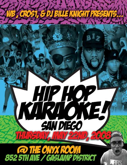 2011 Show Hip Hop Karaoke