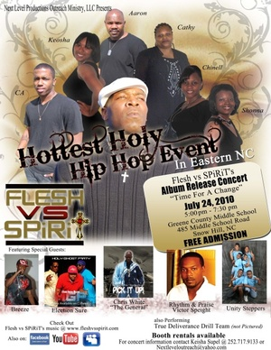 2011 Holy Hip Hop Music Awards