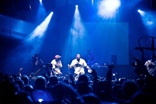 2011 Show Holy Hip Hop Music Awards