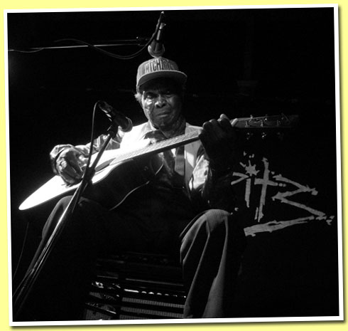 Honeyboy Edwards Dates 2011 Tour